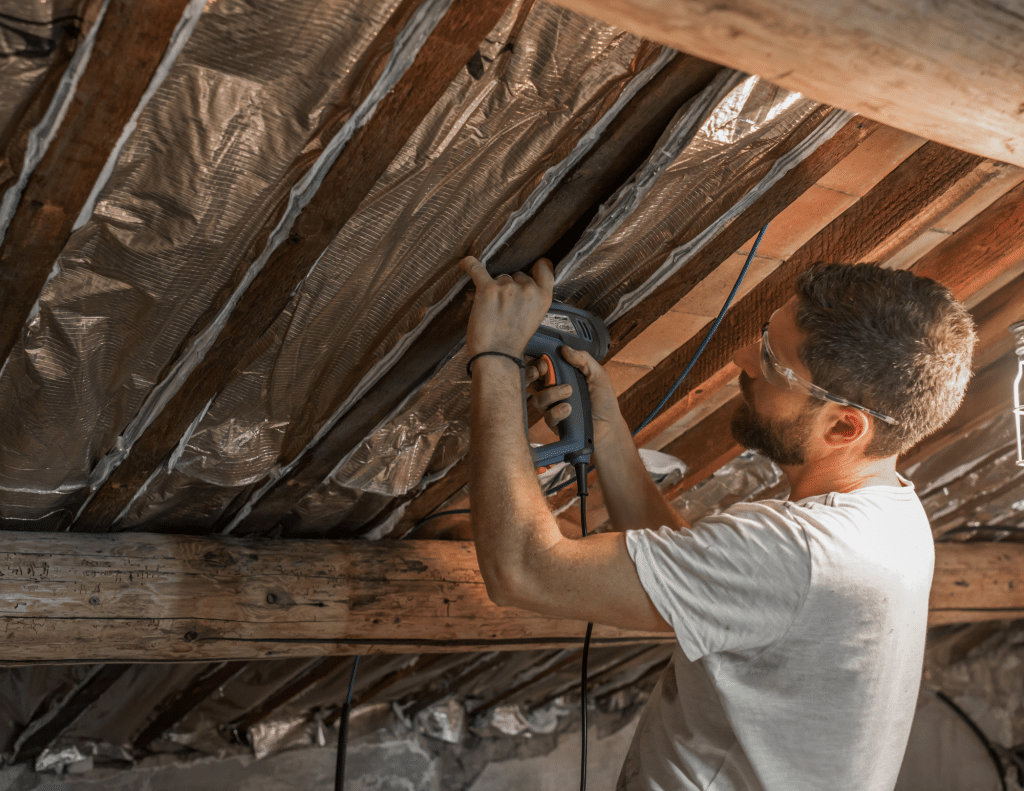 Home insulation is a high return home improvement