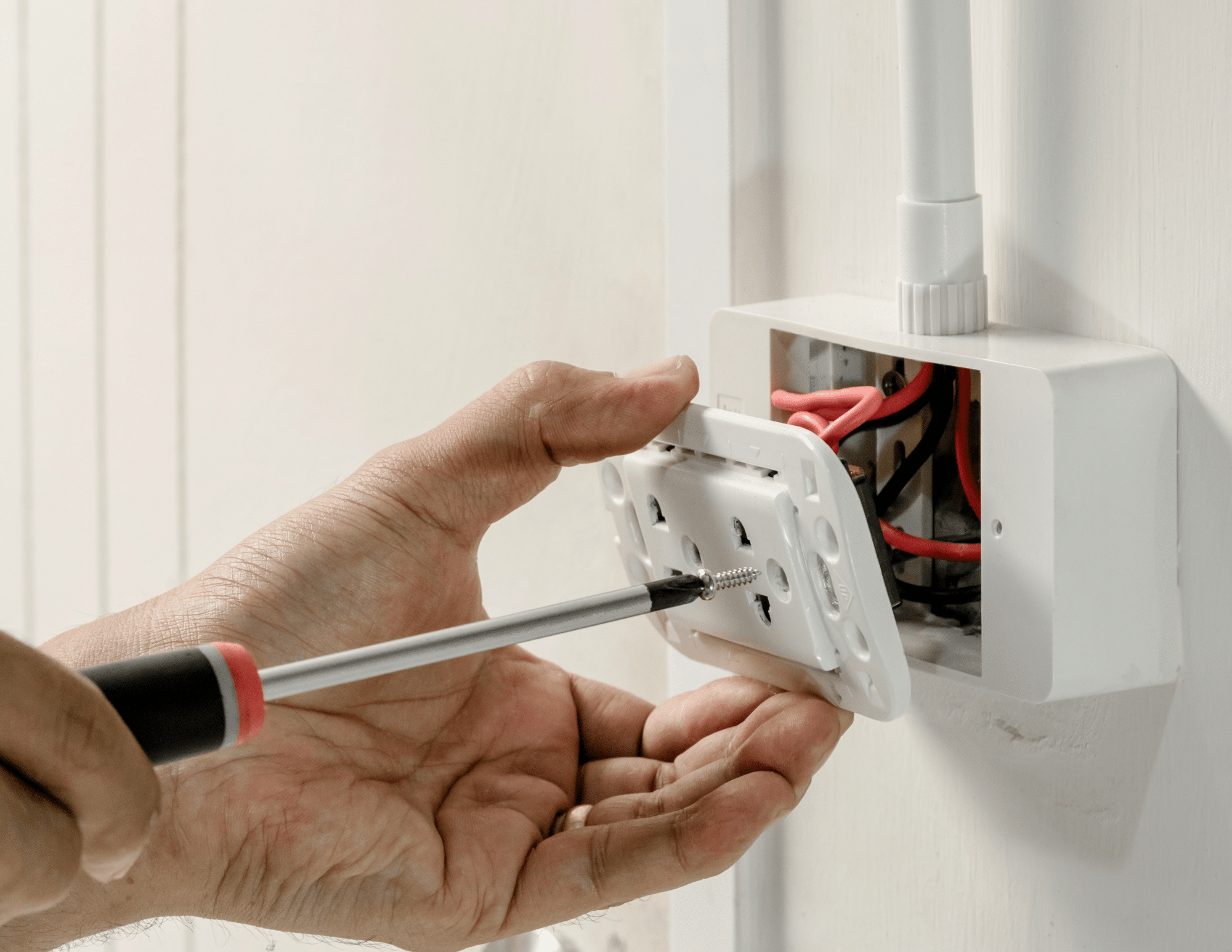 Which home electrical jobs can you do yourself