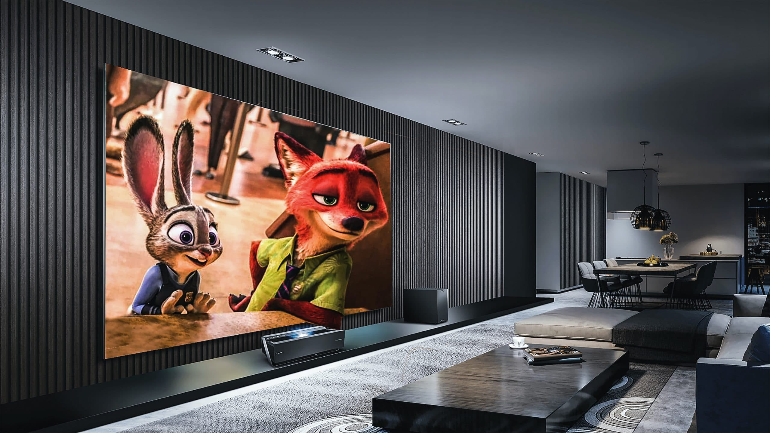 home theater options