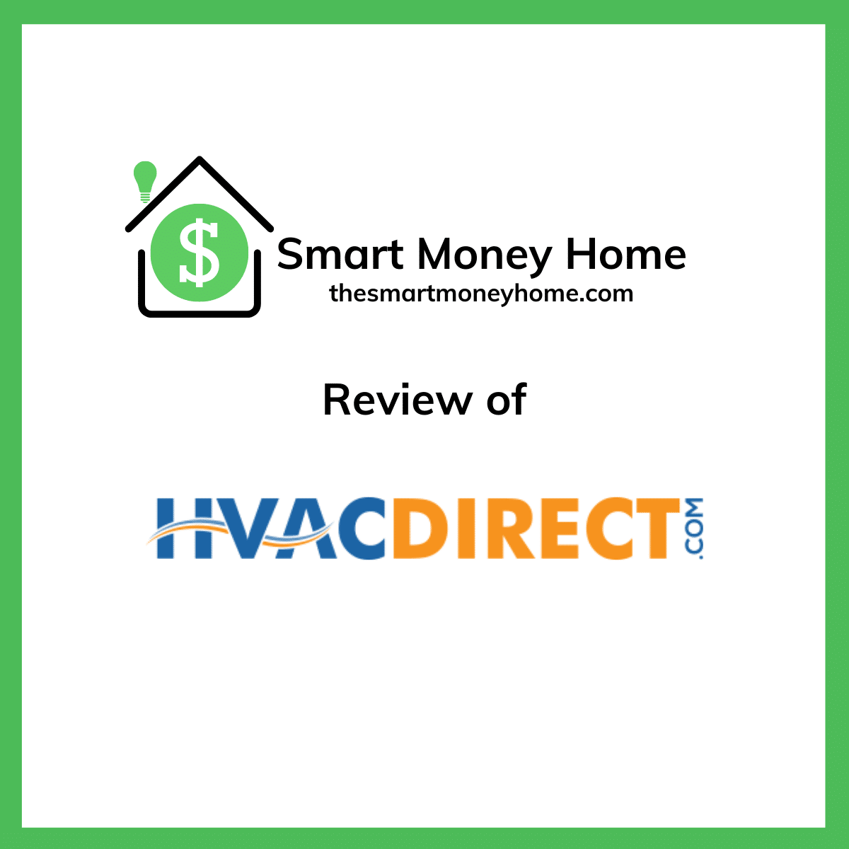 HVACDirect Review 2021